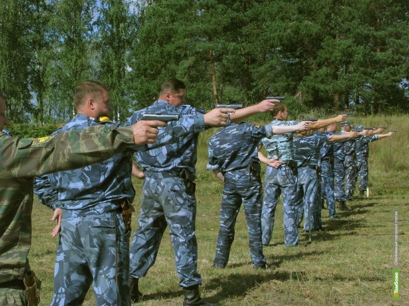 Под Тамбовом прошёл турнир по практической стрельбе на Кубок героев