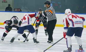 Тамбовские хоккеисты проиграли «Мордовии» на домашнем льду