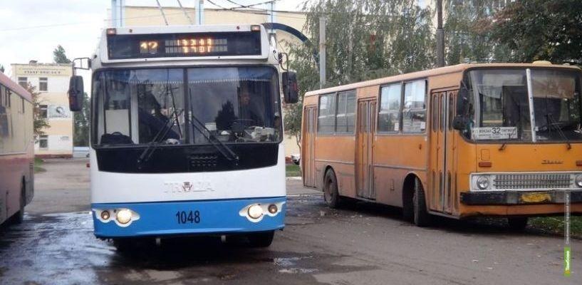 Тамбовчане смогут добраться до кладбища на Пасху на более чем 50 автобусах