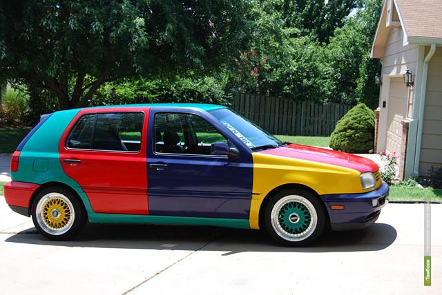 Самый популярный в мире цвет авто 2011