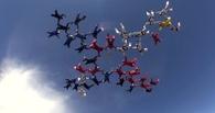В грядущие выходные будет установлен новый рекорд Черноземья по парашютному спорту