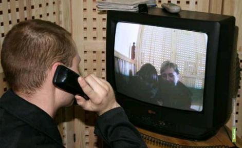 Осужденных на Тамбовщине обеспечили телевизорами и СВЧ