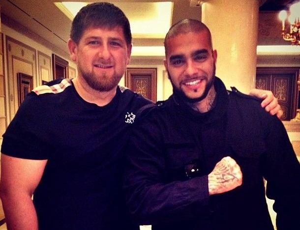 По-братски: Рамзан Кадыров присвоил рэперу Тимати звание Заслуженного артиста Чечни