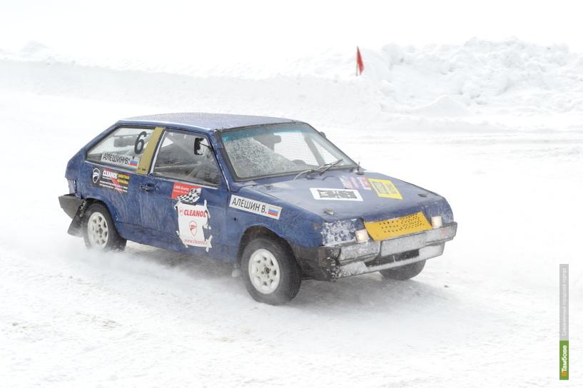 В Тамбове пройдут соревнования по зимним трековым гонкам