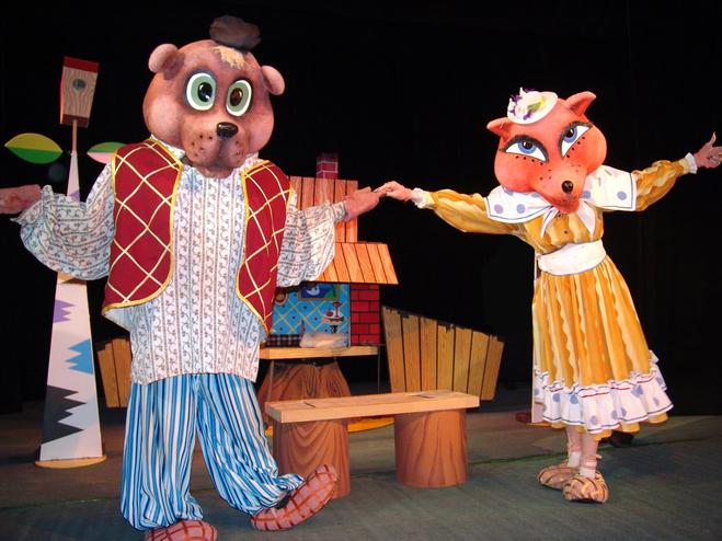 В гости к юным тамбовчанам приедут кукольники из Астрахани