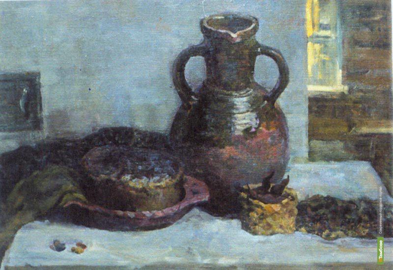 Династия художников готовит для тамбовчан сразу две выставки