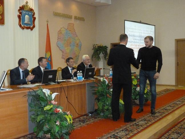 В Тамбовской области действуют 12 добровольных дружин