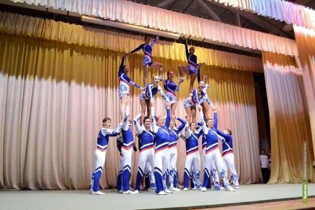 В Тамбове пройдёт I Всероссийский фестиваль по чирлидингу