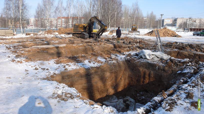 Строительство новых спорткомплексов обойдётся Тамбову почти в 117 миллионов рублей