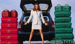 Женщины берут в отпуск вдвое больше вещей, чем нужно