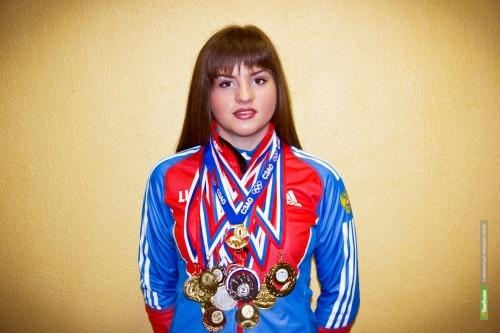 Тамбовская лыжница стала победителем I этапа Кубка России