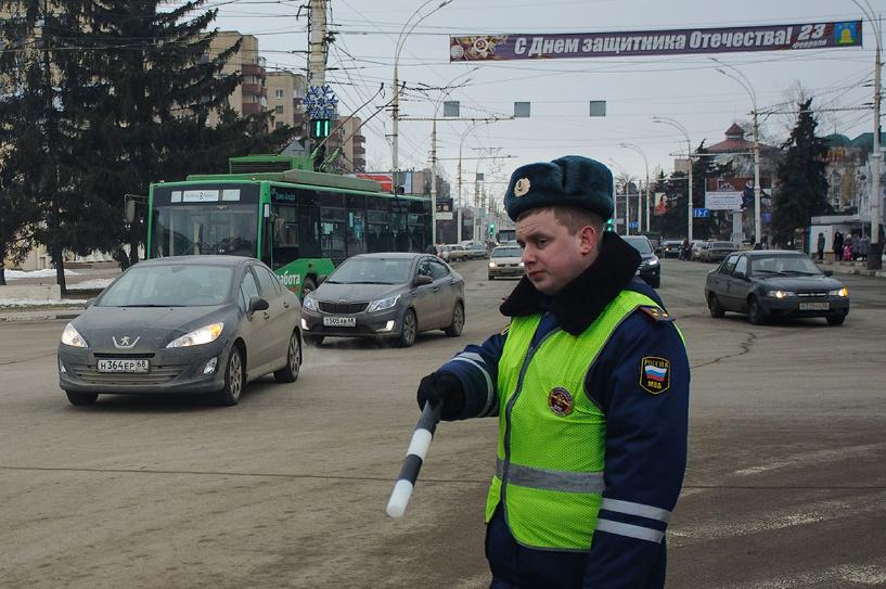 Автоинспекторы устроят «облаву» на пьяных водителей