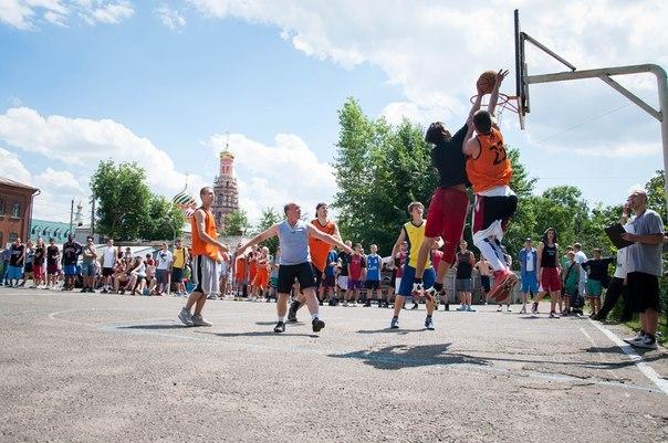 В Тамбове снова пройдёт турнир по стритболу