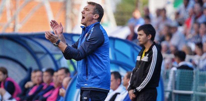 Главный тренер ФК «Тамбов» извинился за жёсткую критику судейского корпуса