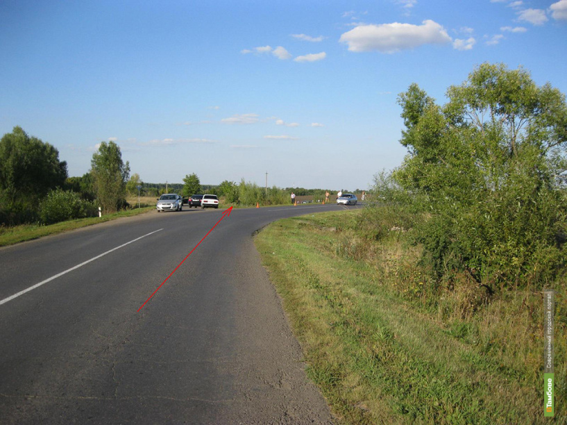 Под Мичуринском в ДТП погиб пассажир внедорожника