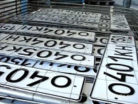 Госдума разрешила водителям выбирать номера
