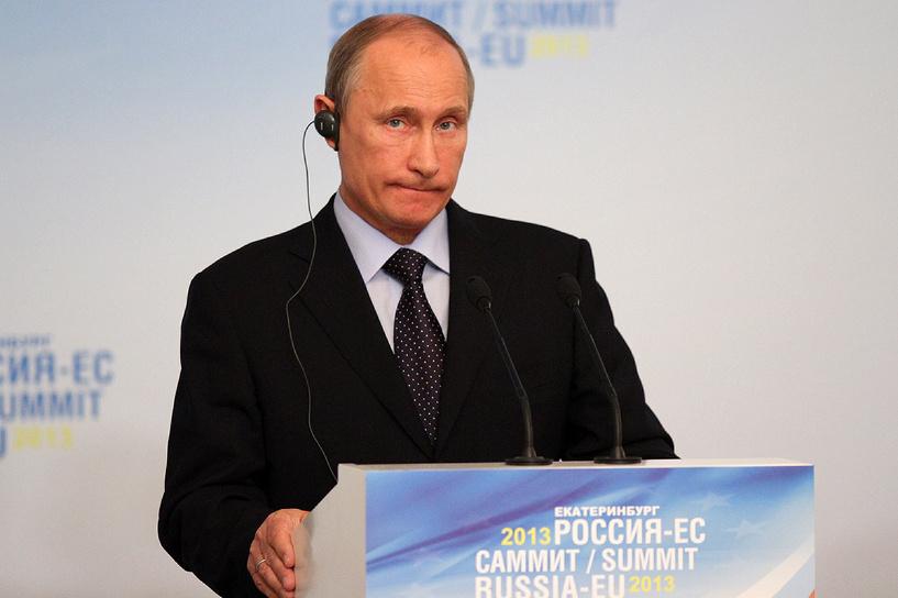 По мнению Президента, новый пакет санкций ЕС выглядит странновато