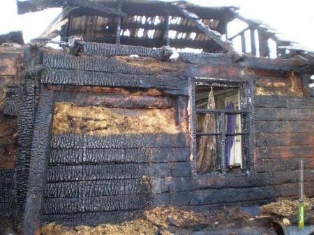 В Тамбове на месте пожара нашли обгоревшее тело женщины