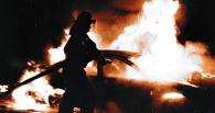 За один день в Мичуринске огонь повредил две машины