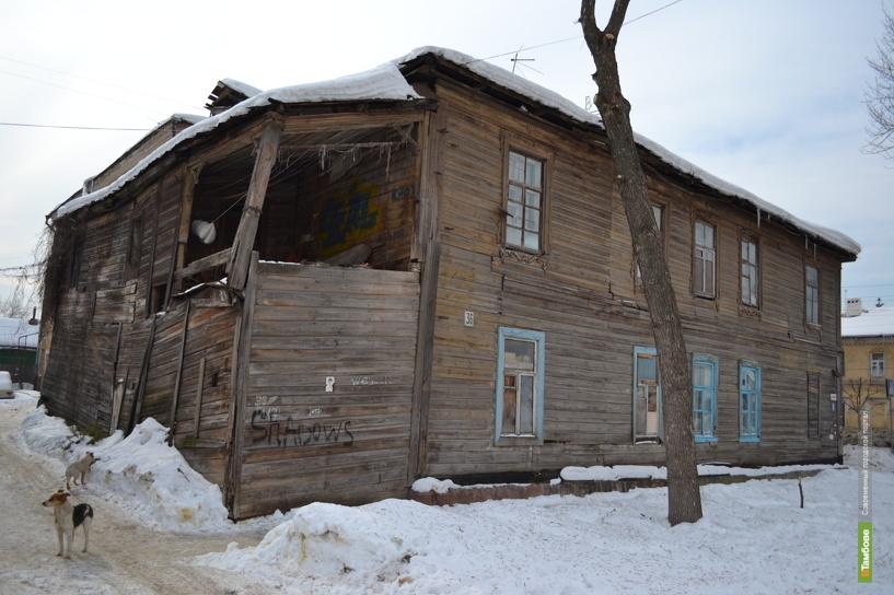 В Моршанске прокуроры «выбили» для матери c сыном-инвалидом квартиру