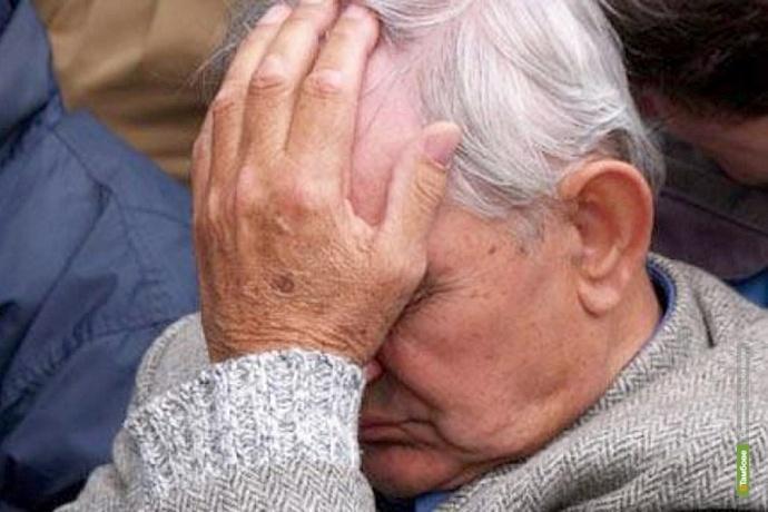 У тамбовского пенсионера мошенники украли 86 тысяч рублей