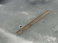 Найденные на месте падения метеорита осколки отправлены на экспертизу