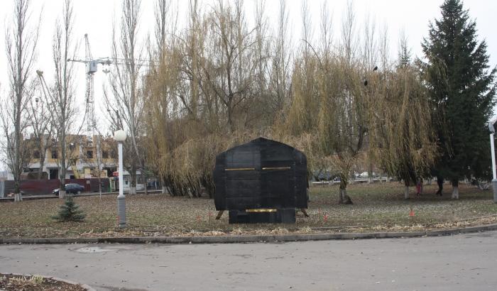 В Мичуринске к 70-летию Великой Победы появится мемориал героям