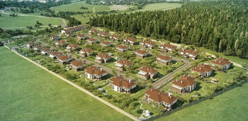 Под Мичуринском построят коттеджный поселок