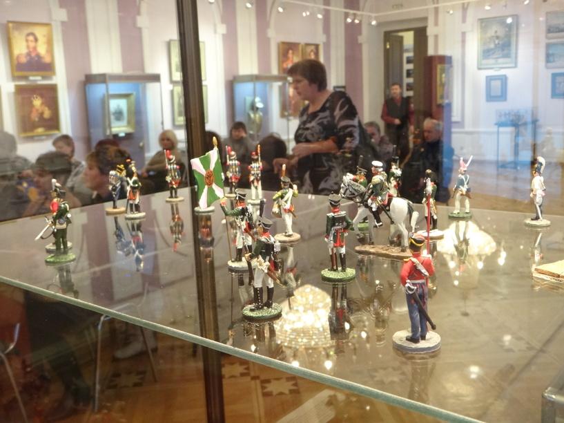 Тамбовчанам покажут выставку «Первая мировая война: забытые уроки истории»