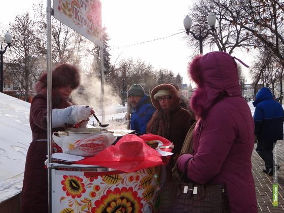 На Тамбовщине возродят «Ярмарки выходного дня»