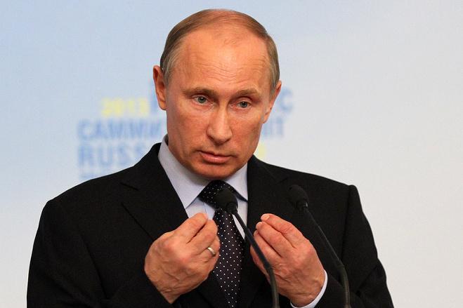 Владимир Путин: Россию надо избавить от позора, подобного убийству Немцова