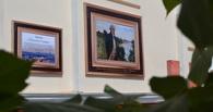 Здание Тамбова украсил портрет Гавриила Державина