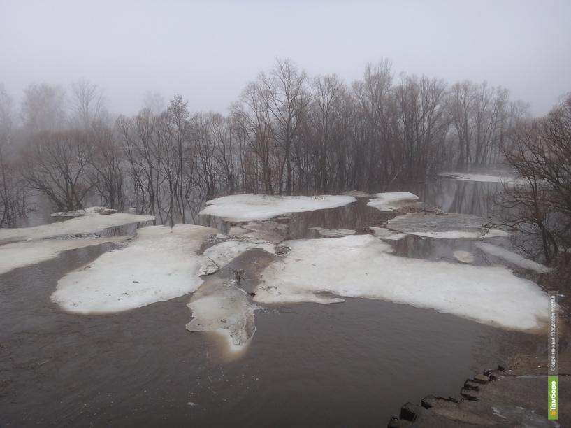 В преддверии паводка «Тамбовводоканал» запасся обеззараживающими средствами