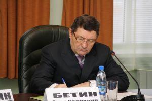 Олегу Бетину нравится идея губернаторских выборов