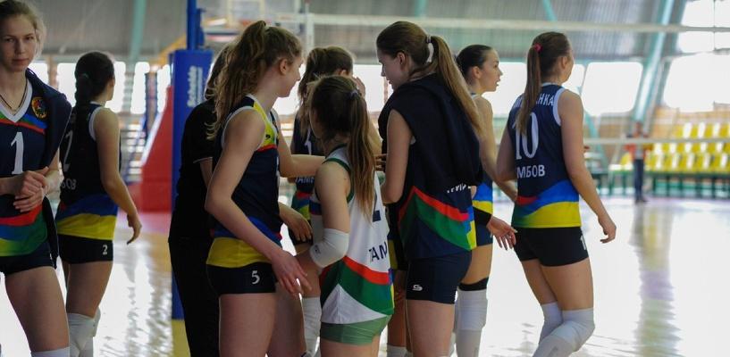 ВК «Тамбовчанка» обыграл команду из Ельца