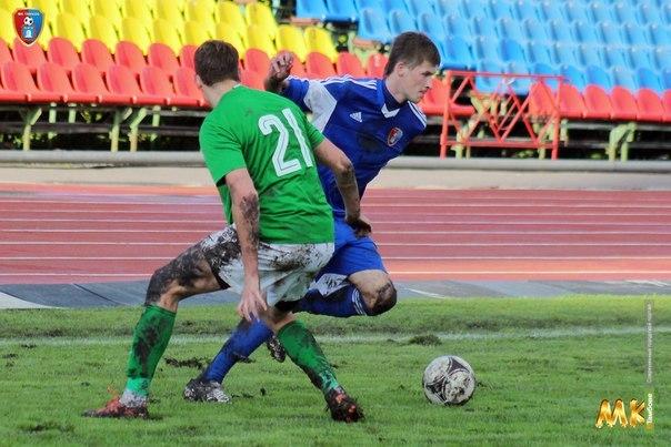 Очередная игра закончилась для тамбовских футболистов поражением