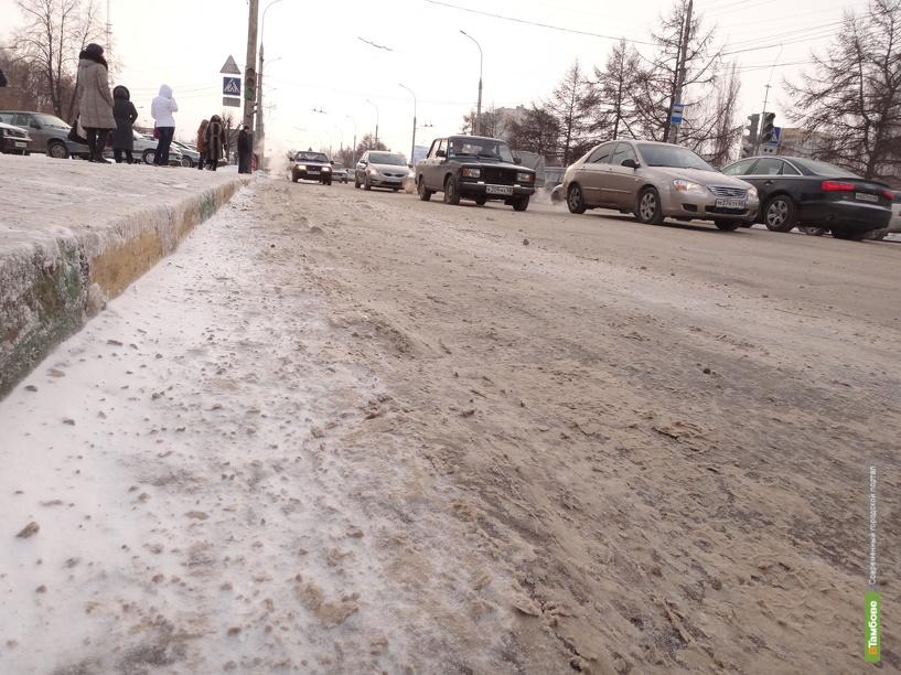 Дороги Котовска - самые безопасные в Тамбовской области