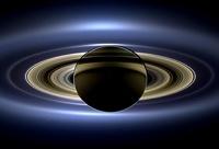 NASA опубликовало панораму Сатурна со всеми кольцами