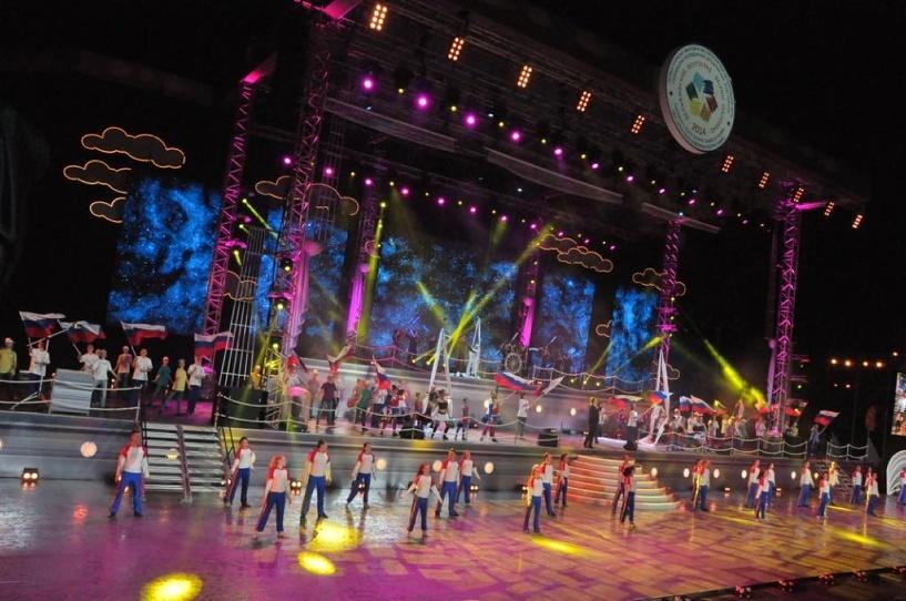 Тамбовские подростки привезли медали с Дельфийских игр