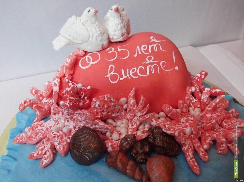 В Тамбове пара-долгожитель отметит «коралловую свадьбу»
