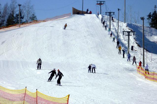 Тамбовчанин привёз «серебро» с соревнований по горнолыжному спорту
