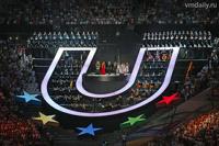 Путин дал старт Всемирной Универсиаде в Казани