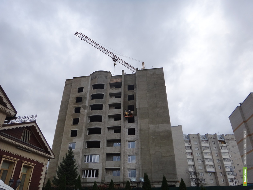 Программа по переселению из ветхого жилья в Тамбове под угрозой срыва