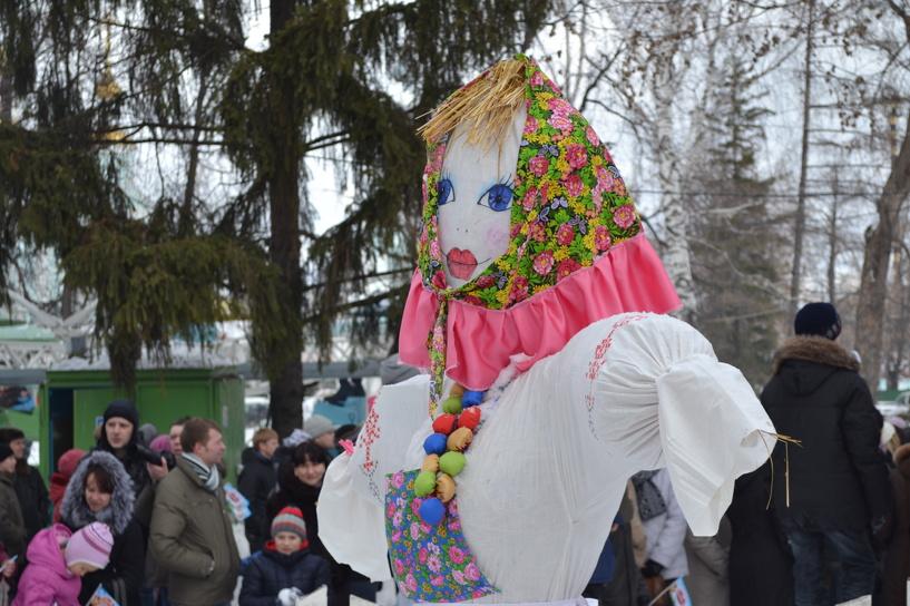 В «Ивановке» отпразднуют Широкую Масленицу