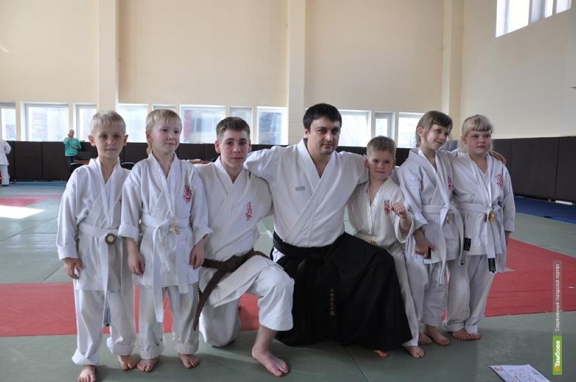 В Тамбове состоялся турнир по каратэ «Белый пояс»