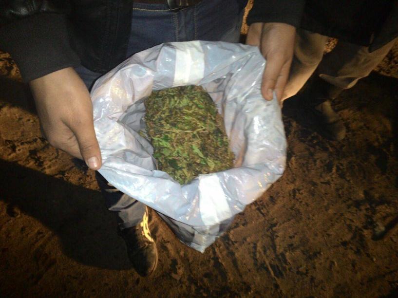 В Моршанске задержали мужчину с наркотиками