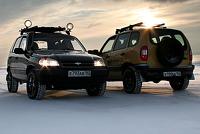 АвтоВАЗ приостанавливает производство Chevrolet Niva