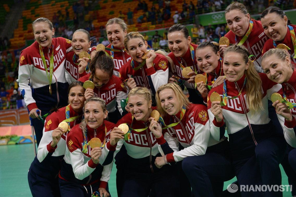победы за все летнии олимпийские игры виду