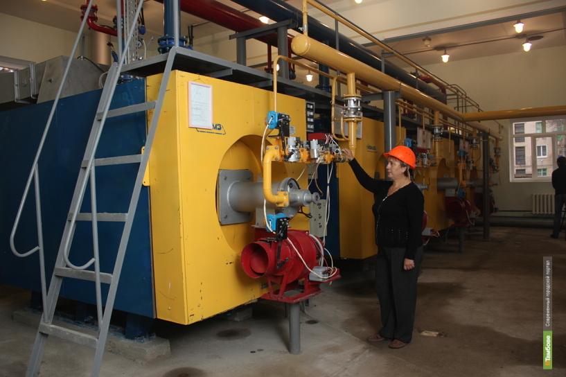 На Тамбовщине модернизируют систему отопления