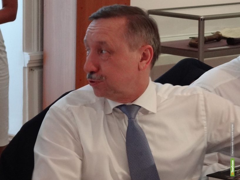 Полпред Президента в ЦФО восхитился тамбовскими «умными» остановками